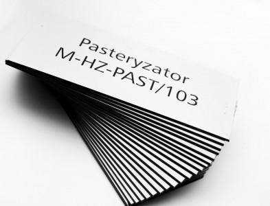 Etykiety opisowe dla automatyki